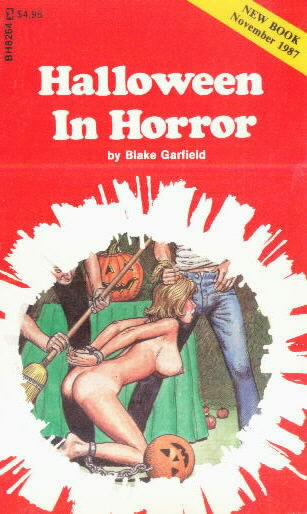 HALLOWEEN IN HORROR by Blake Garfield