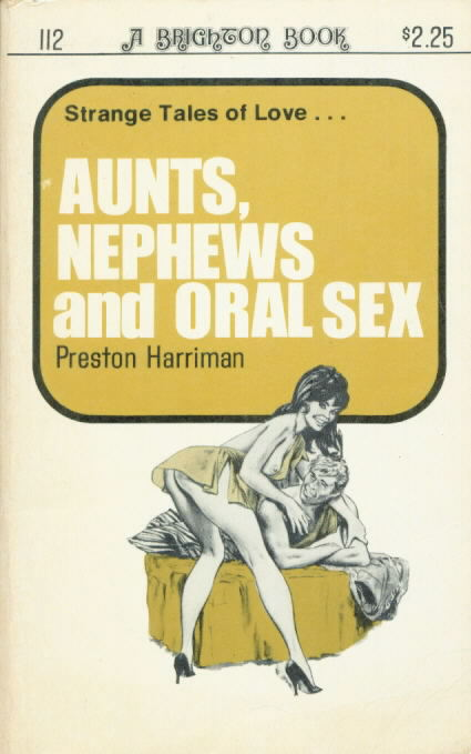 AUNTS, NEPHEWS AND ORAL SEX
