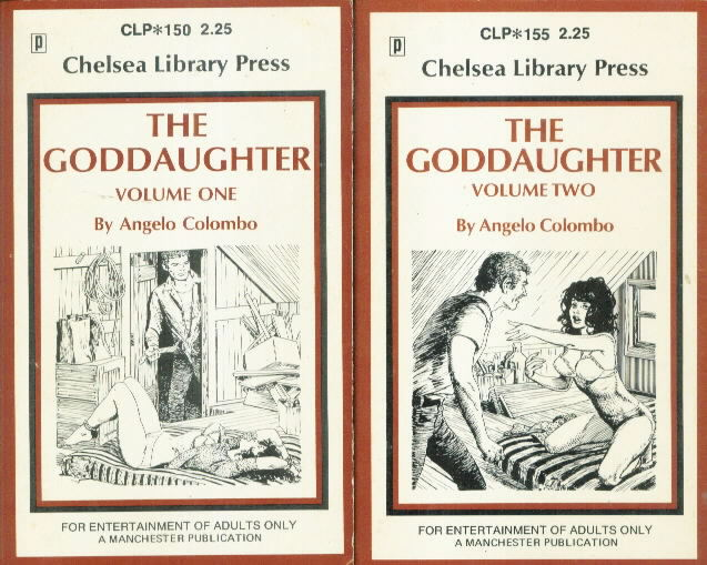 THE GODDAUGHTER Volumes 1 & 2