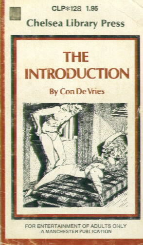 THE INTRODUCTION by Con De Vries
