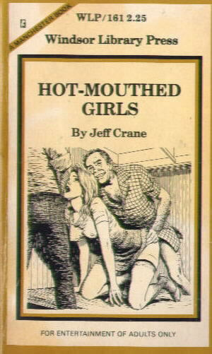 HOT-MOUTHED GIRLS by Jeff Crane