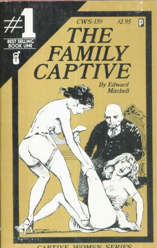 THE CAPTIVE FAMILY by Edward Mitchell