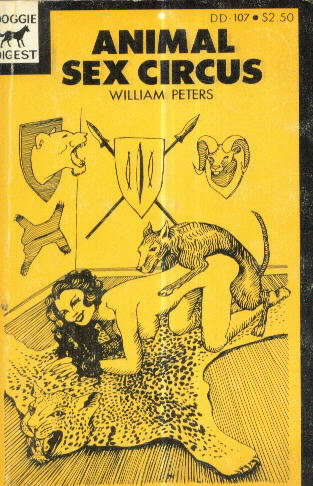 ANIMAL SEX CIRCUS by William Peters