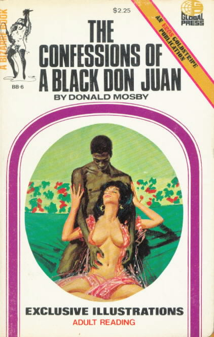 THE CONFESSIONS OF A BLACK DON JUAN
