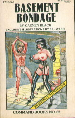 BASEMENT BONDAGE by Carmen Black