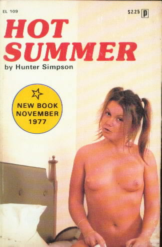HOT SUMMER by Hunter Simpson