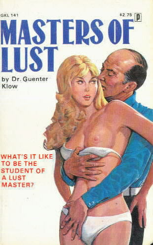 MASTERS OF LUST