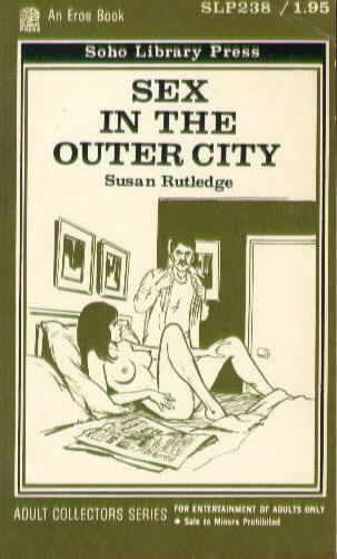 SEX IN THE CITY by Susan Rutledge