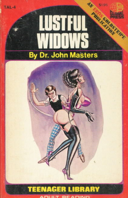 TAL 4 LUSTFUL WIDOWS by John Masters