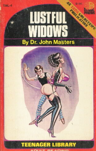 LUSTFUL WIDOWS by Dr. John Masters