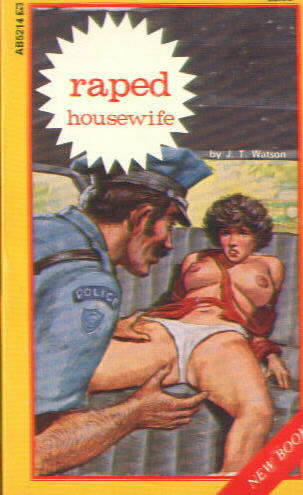 RAPED HOUSEWIFE by J.T. Watson