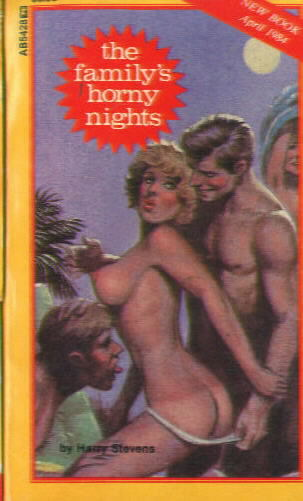 THE FAMILY'S HORNY NIGHTS by Harry Stevens