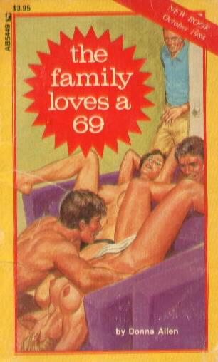 THE FAMILY LOVES A 69 by Donna Allen