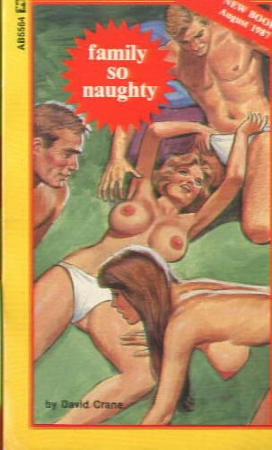 FAMILY SO NAUGHTY by David Crane
