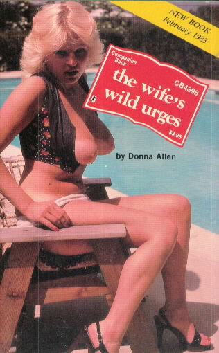 THE WIFE'S WILD URGES by Donna Allen