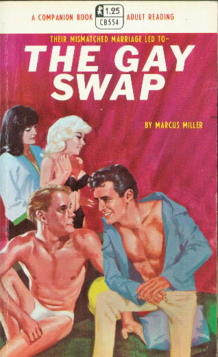 THE GAY SWAP by Marcus Miller
