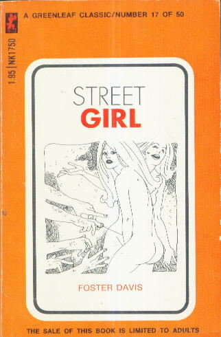 STREET GIRL by Foster Davis