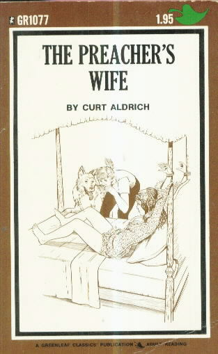 THE PREACHER'S WIFE by Curt Aldrich