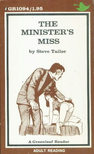 THE MINISTER'S MISS by Steve Taylor