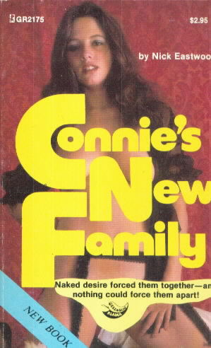 CONNIE'S NEW FAMILY by Nick Eastwood