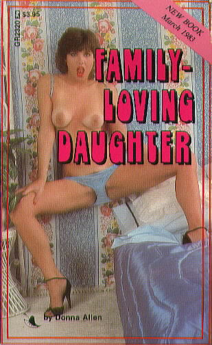 FAMILY-LOVING DAUGHTER by Donna Allen