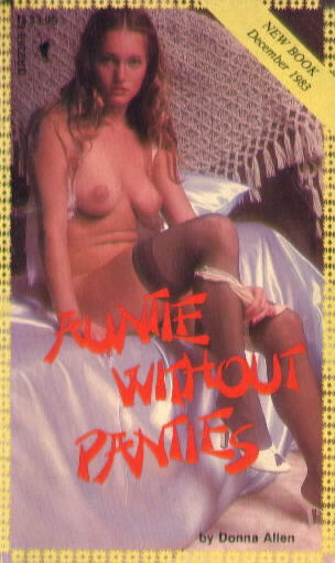 AUNTIE WITHOUT PANTIES by Donna Allen