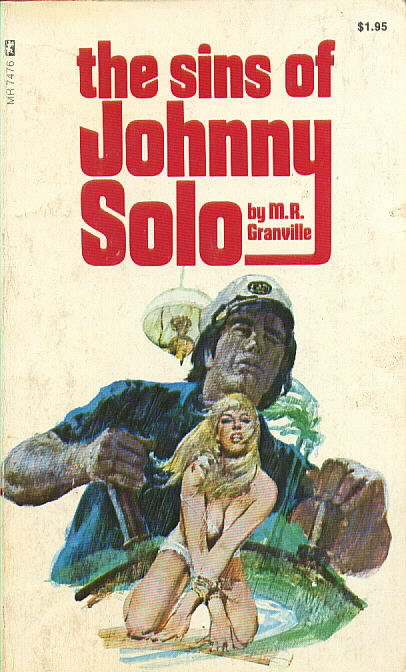 THE SINS OF JOHNNY SOLO by M.R. Granville