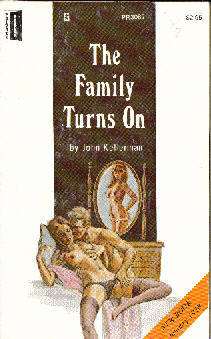 THE FAMILY TURNS ON by John Kellerman