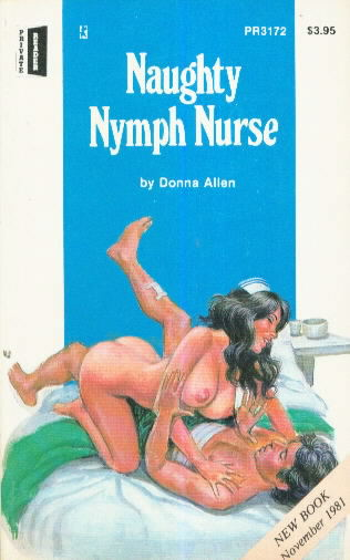 NAUGHTY NYMPH NURSE by Donna Allen
