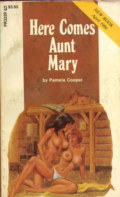 HERE COMES AUNT MARY by Pamela Cooper