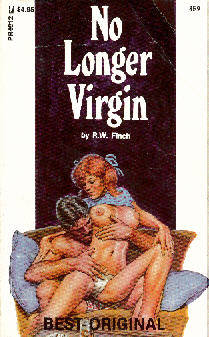 NO LONGER VIRGIN by R.W.Finch
