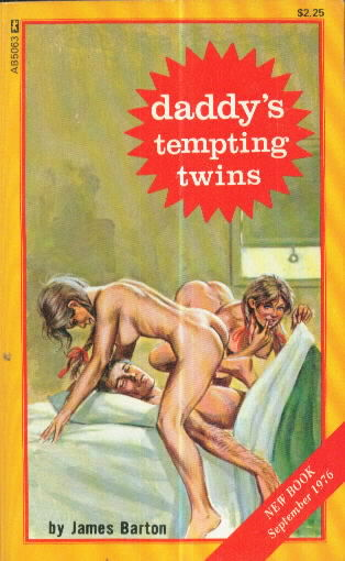 DADDY'S TEMPTING TWINS by James Barton