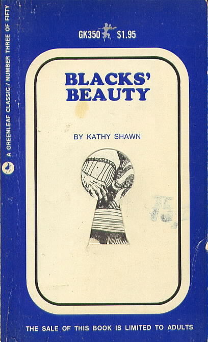 BLACKS' BEAUTY by Kathy Shawn