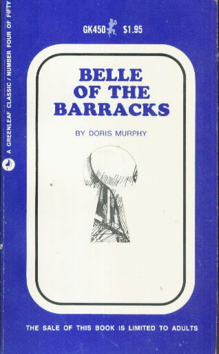 BELLE OF THE BARRACKS by Doris Murphy