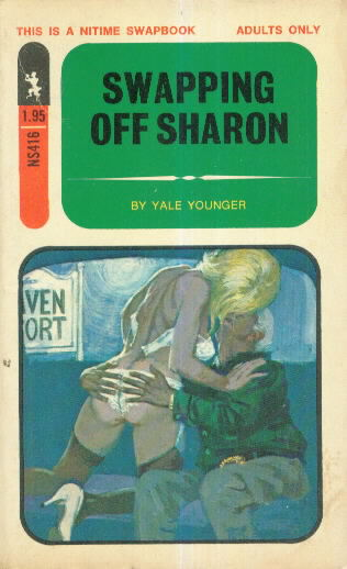 SWAPPING OFF SHARON by Yale Younger