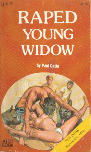 RAPED YOUNG WIDOW