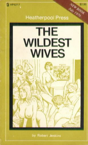 HP6217 THE WILDEST WIVES by Robert Jenkins