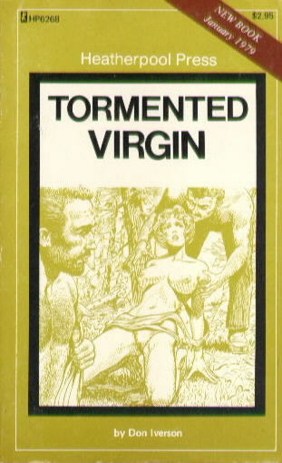 TORMENTED VIRGIN by Don Iverson