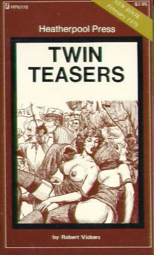 HP 6278 TWIN TEASERS by Robert Vickers