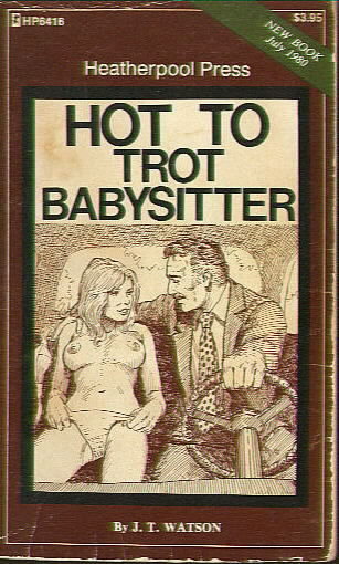 HP6416 HOT-TO-TROT BABYSITTER by JT Watson