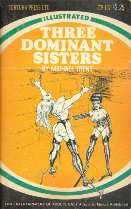TP 107 THREE DOMINANT SISTERS by Michael Trent  Bill Ward illustrations