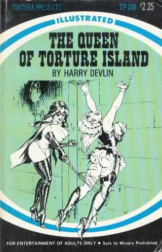 THE QUEEN OF TORTURE ISLAND