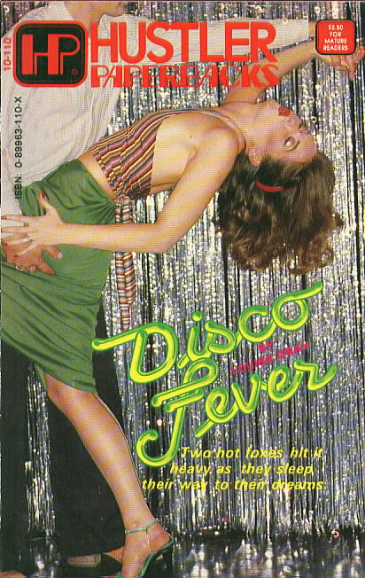 DISCO FEVER by Louisa Gray