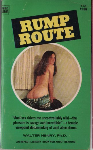 RUMP ROUTE by Walter Henry, Ph.D