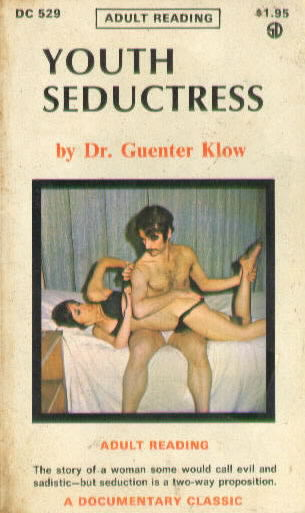 YOUTH SEDUCTRESS by Dr. Guenter Klow
