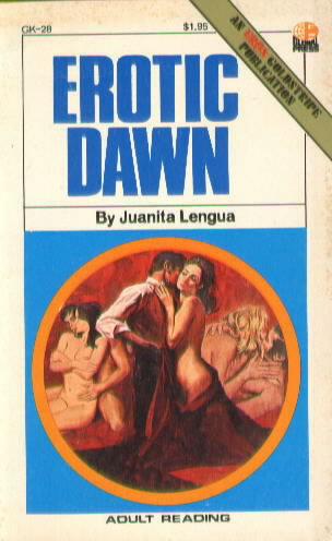 EROTIC DAWN by Juanita Lengua (Paul Little)