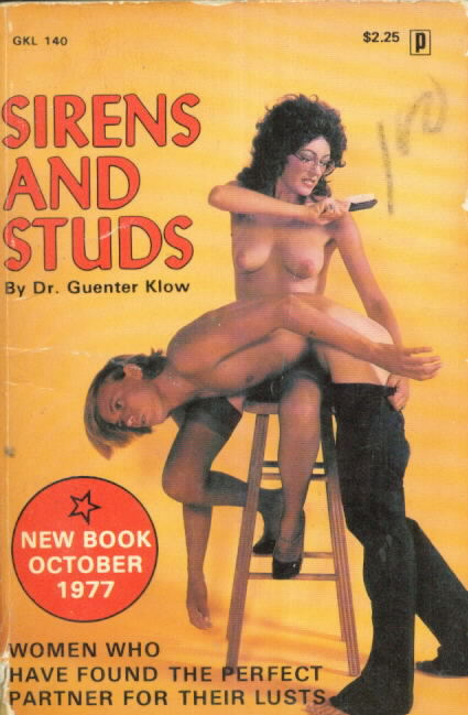 GKL 140  SIRENS AND STUDS  Dr. Guenter Klow (Paul Hugo Little) 1977