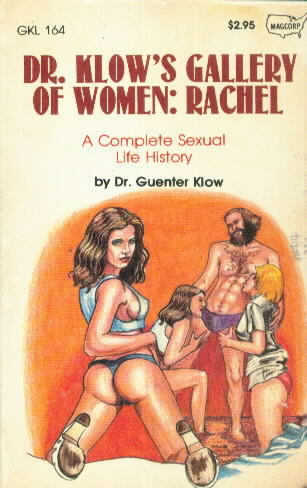 DR. KLOW'S GALLERY OF WOMEN: RACHEL