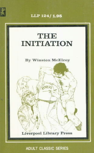THE INITIATION by Winston McElroy
