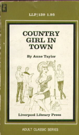 COUNTRY GIRL IN TOWN by Anne Taylor